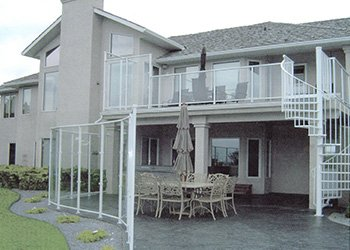Glass Deck Railings Calgary