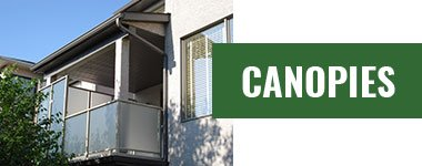 Canopies Privecy Wall | Mountain View Sun Decks