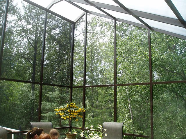 Sun Rooms Calgary - Mountain View Sun Decks