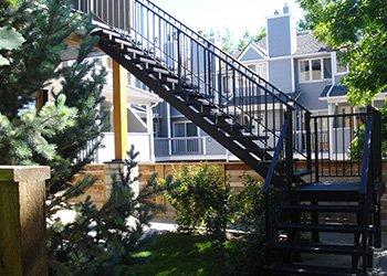 Deck Stairs Calgary