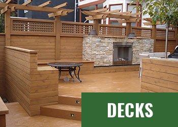 Mountain View Sun Decks - Decks