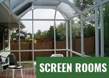 Mountain View Sun Decks - Screen Rooms