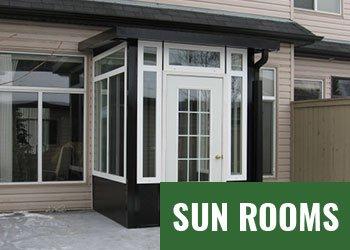 Mountain View Sun Decks - Sun Rooms