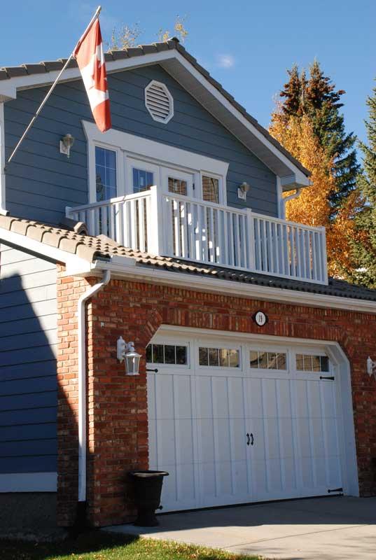 Railing Sun Deck Top   Mountain View Sun Decks