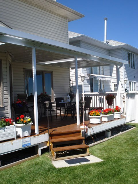 Deck Canopies Calgary | Mountain View Sun Decks