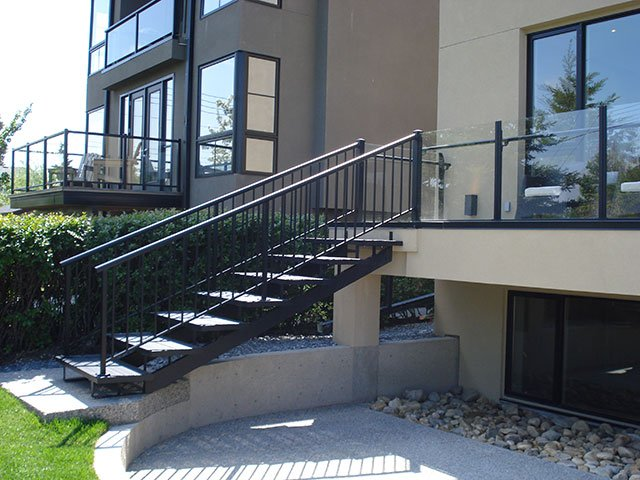 Railing Systems Aluminum Picket | Mountain View Sun Decks
