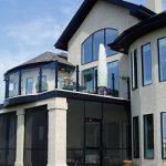 Sun Rooms Glass Railings | Mountain View Sun Decks