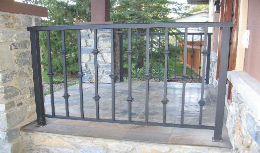 Custom Baluster | Mountain View Sun Decks