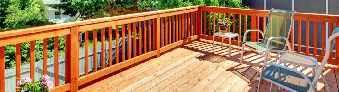 Best Wood To Use For Decks Porches